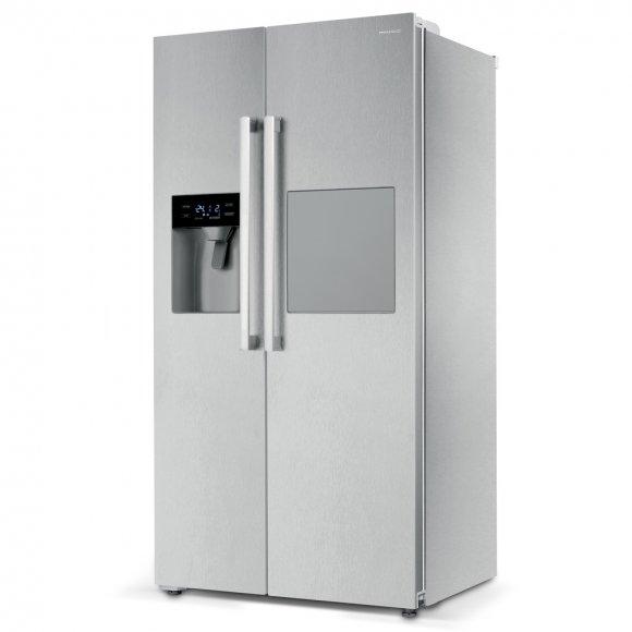 PX 502 X SBS Americká chladnička PHILCO