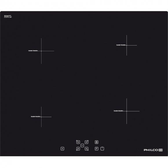 PHD 64 P indukční skloker. deska PHILCO